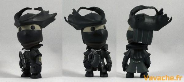 Figurine Sackboy Bloodborne