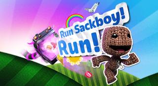 Run Sackboy Run !