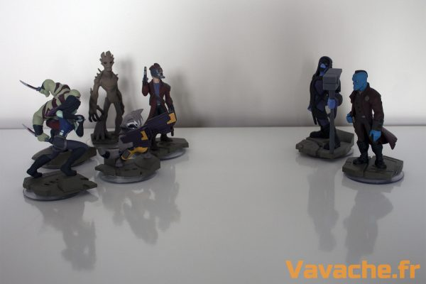 Disney Infinity Collection Gardiens de la Galaxie