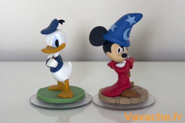 Disney Infinity Collection Mickey et Donald