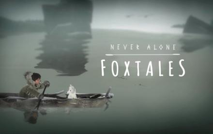 Never Alone DLC Foxtales