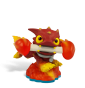 Skylanders Fire Bone Hot Dog Série 2