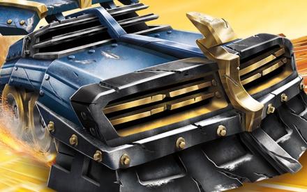 Skylander Shield Striker