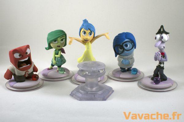 Disney Infinity Collection Vice-Versa