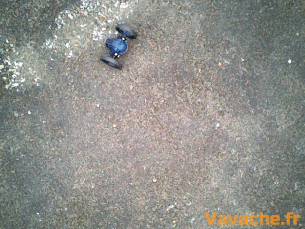 Capture Minidrone Parrot Airbone Cargo
