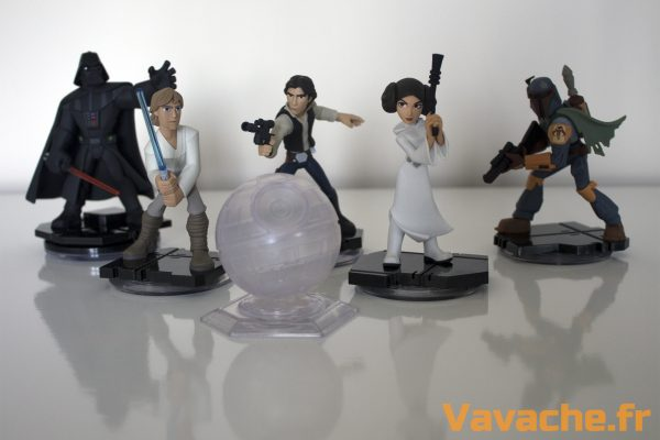 Disney Infinity Collection Star Wars Rise Against The Empire