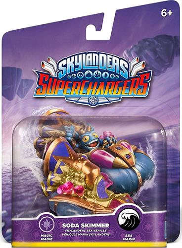 Skylanders soda skimmer - Tous les skylanders ...