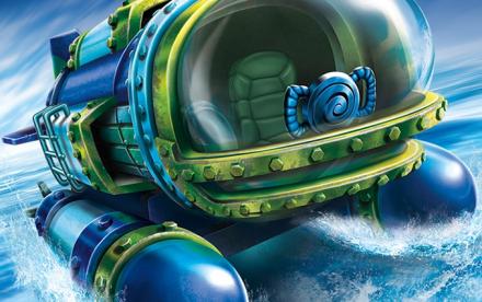 Skylander Dive Bomber