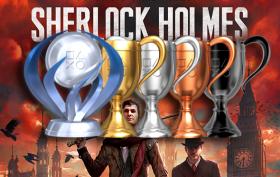 Platine Sherlock Holmes The Devil's Daughter
