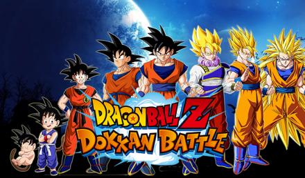 Collection Dragon Ball Z Dokkan Battle