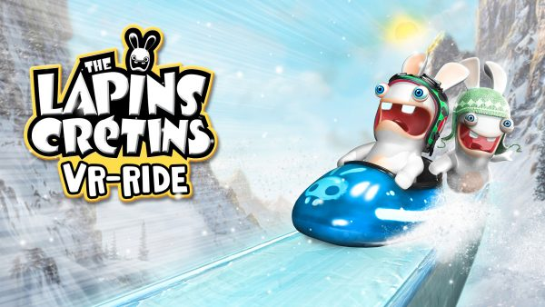 The Lapin Crétins VR-Ride