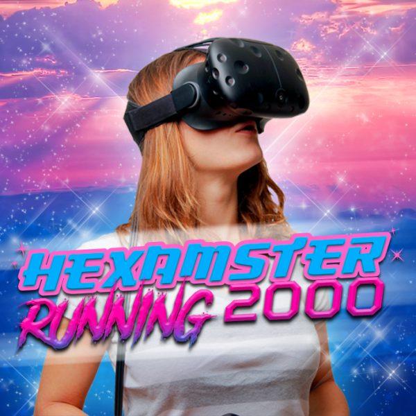 HexAmster Running 2000