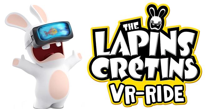 The Lapin Crétins VR-Ride
