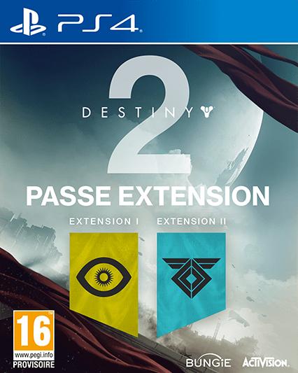 Destiny 2 Pass Extension