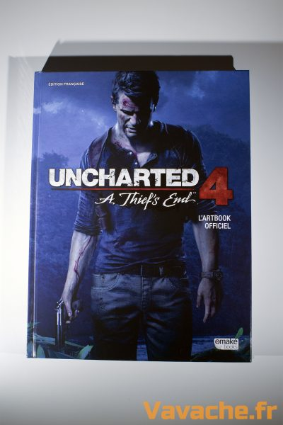 Artbook Officiel Uncharted 4