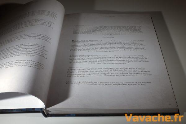 Artbook Officiel Uncharted 4