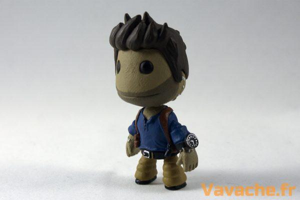 Figurine Sackboy Nathan Drake Uncharted 4