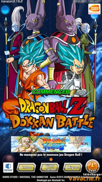Guide Dokkan Battle Titre