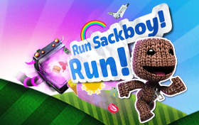 Run Sackboy Run !