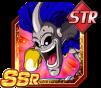 Dokkan Battle SSR Majin Buu Pure Evil PUI