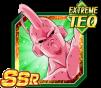 Dokkan Battle SSR Buu Super TEC