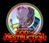Dokkan Battle médaille Dieu de la Destruction