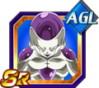 Dokkan Battle SR Freezer forme finale AGI