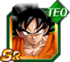 Dokkan Battle SR Goku TEC