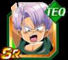 Dokkan Battle SR Trunks TEC