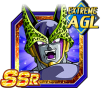Dokkan Battle SSR Cell forme parfaite AGI
