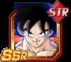 Dokkan Battle SSR Goku PUI