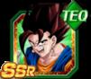 Dokkan Battle SSR Vegetto TEC