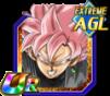 Dokkan Battle UR Goku Black Rosé AGI
