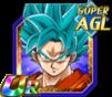 Dokkan Battle UR Goku SSGSS AGI