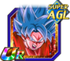 Dokkan Battle UR Goku SSGSS Kaioken AGI