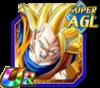 Dokkan Battle UR Goku SSJ3 AGI