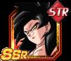 Dokkan Battle SSR Goku SSJ4 PUI