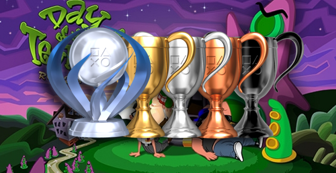 Platine Day Of The Tentacle Remastered