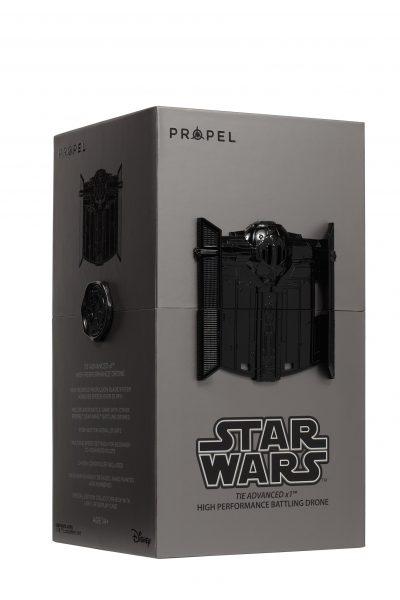 Drone Propel Star Wars Tie Advance