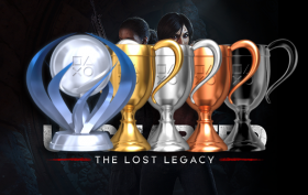 Platine Uncharted The Lost Legacy