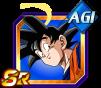 Dokkan Battle SR Goku Ange AGI