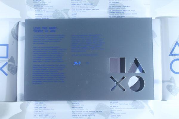 Press Kit Jeux PSVR