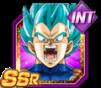 Dokkan Battle SSR Vegeta SSGSS INT