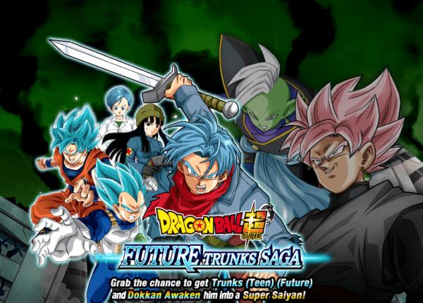 Dokkan Battle DBS La saga de Trunks du futur