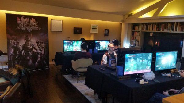 K-Day Dissidia Final Fantasy NT