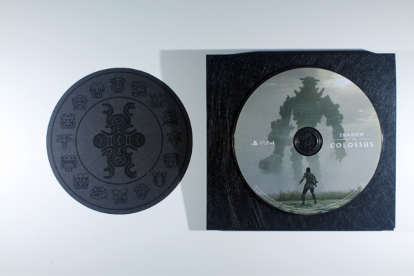 Press Kit Shadow Of the Colossus