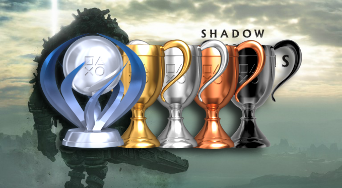 Platine Shadow Of The Colossus