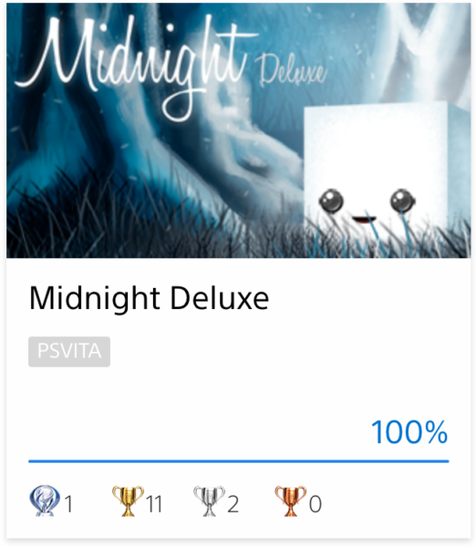 Platine Midnight Deluxe